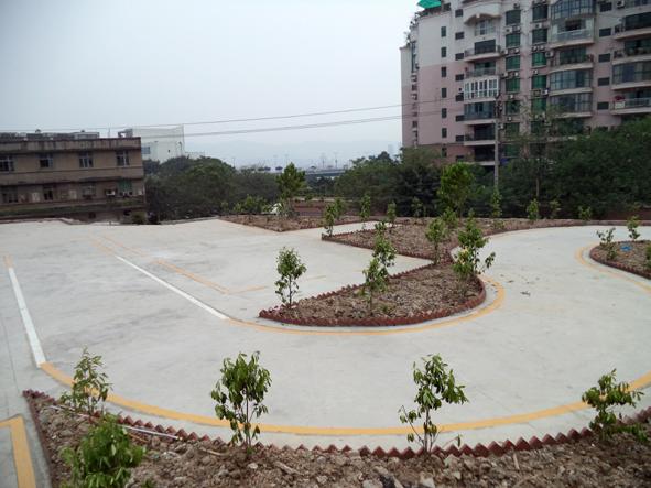 杨家坪基地实景图9